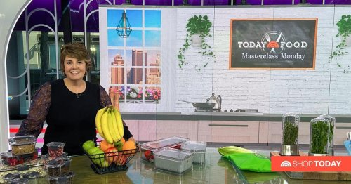 Shop TODAY Tuesday: Stop tossing away your groceries, try these hacks instead
