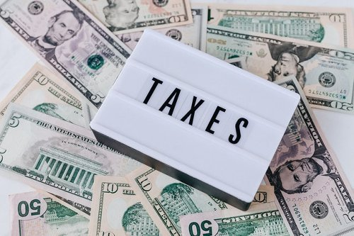 Not every state extended the tax deadline to May