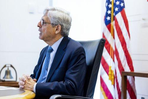 Garland vows crackdown on gun trafficking as violence surges