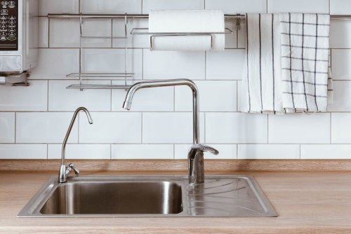 Genius Ways To Free Up Space & Organize Your Countertop