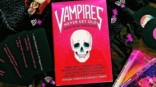 Vampire, Witches & Slashers: Horror Books You Need To Discover This Month