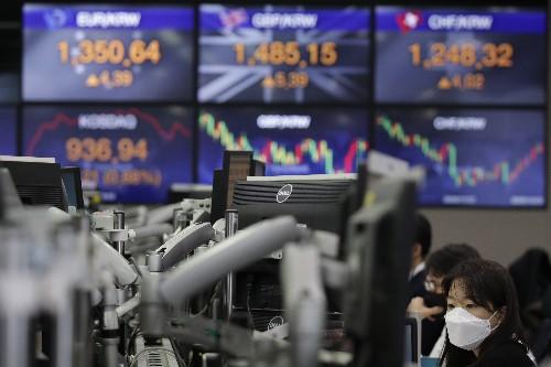 Asian stocks gain after Trump criticizes economic aid bill