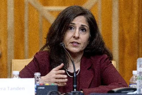 After Cabinet withdrawal, Neera Tanden lands White House job
