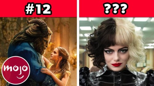 All the Live-Action Disney Remakes: RANKED