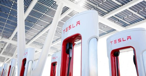 This Is Why Tesla Is Opening Its Charging Network To Other EVs