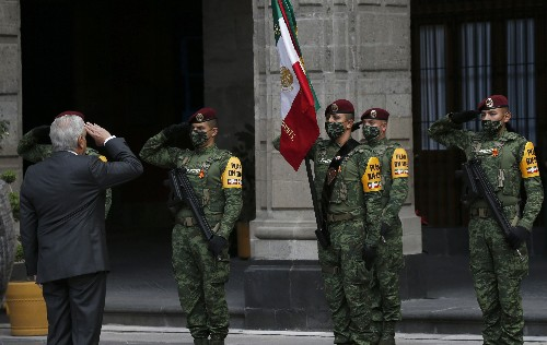 Mexican president wants to restrict US agents in Mexico