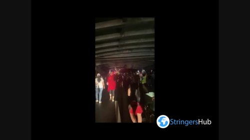 Puerto Rico: Thousands Of People Protest Over Power Outage In San Juan 4