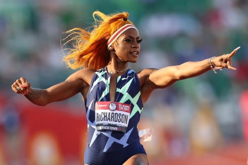 U.S. Sprinter Sha'Carri Richardson Suspended for Positive Cannabis Test