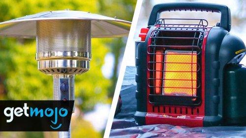 Top 5 Best Outdoor Heaters
