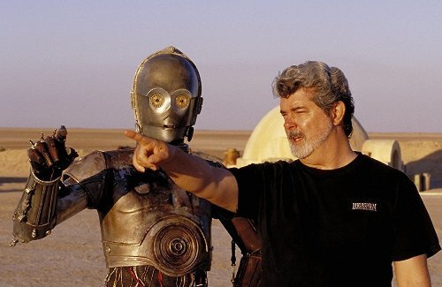 George Lucas Wants Star Wars Back, And Other Force Sensitive News
