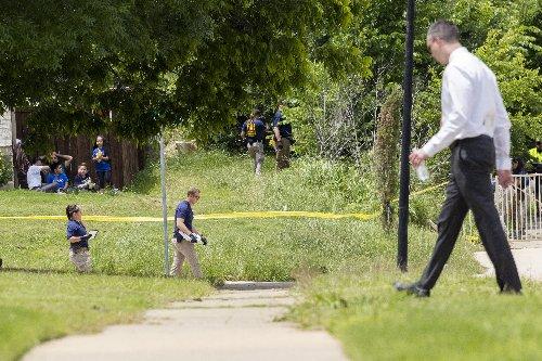 Arrest made after boy, 4, found slain on Dallas street
