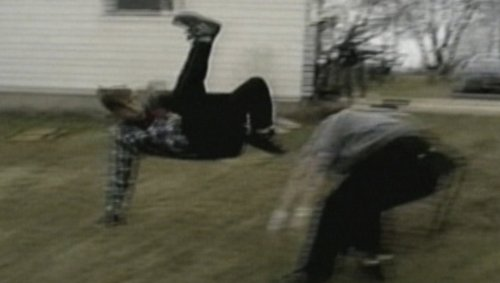 These Backyard Wrestlers Find Any Way They Can to Inflict Pain