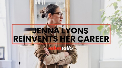 Former J.Crew boss Jenna Lyons designs her second act