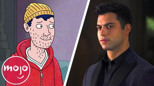 Top 10 Asexual Characters in Movies & TV