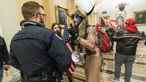 Federal Authorities Make More Arrests In Aftermath Of Capitol Riots
