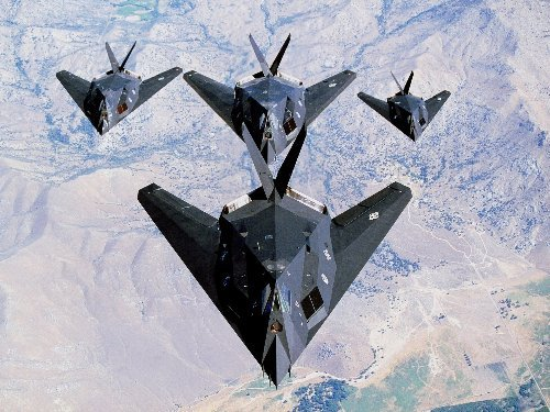 8 Cool Facts We Never Knew About Stealth Aircraft