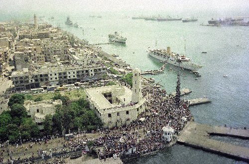 Before the Ever Given: A look at the crises that closed Suez