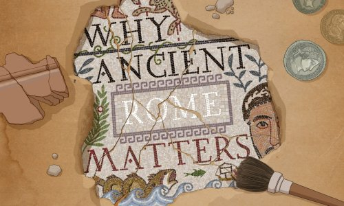 Mary Beard: why ancient Rome matters to the modern world