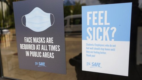 CDC Revises Mask Guidance