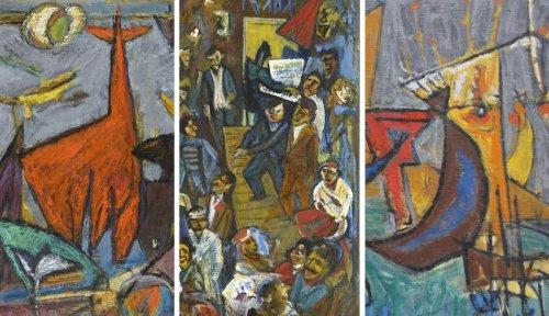 Marcel Janco: Dadaist Art in a World Gone Mad