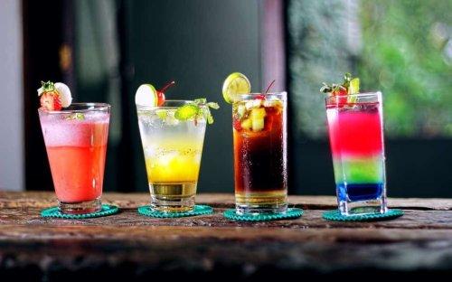Cocktails & Spirits From Around the World!