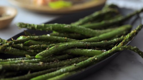 Quick and Easy Air Fryer Asparagus