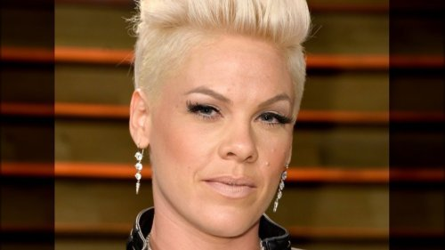 Pink's Transformation Is Seriously Turning Heads