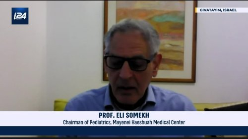 Israeli Pediatrician Says Vaccines Safe for Kids After Pfizer Study, But Israel Still Awaiting FDA Approval