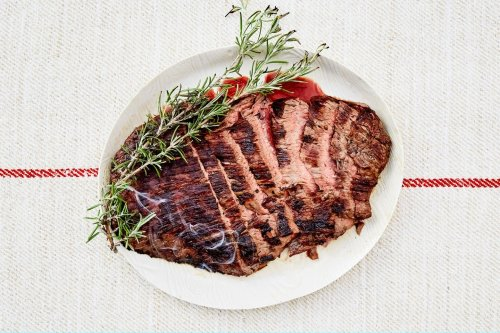 Recipe of the day: Marinated flank steak