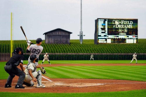 MLB's 'Field of Dreams' Game Is a Hit