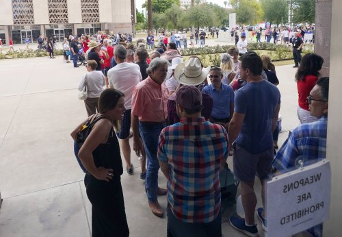 Debunked architects of Arizona vote review to release report