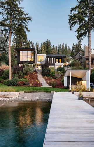 Amazing Waterfront Properties