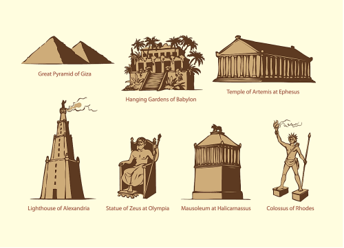 The Seven Wonders Of The Ancient World