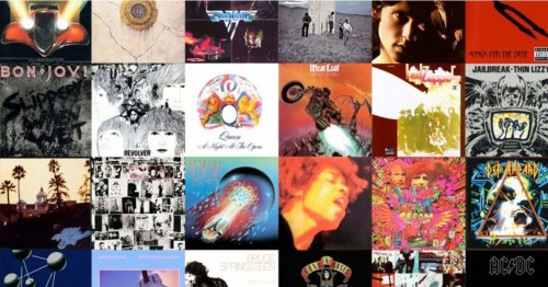 The best rock albums of all time: the greatest rock albums revealed