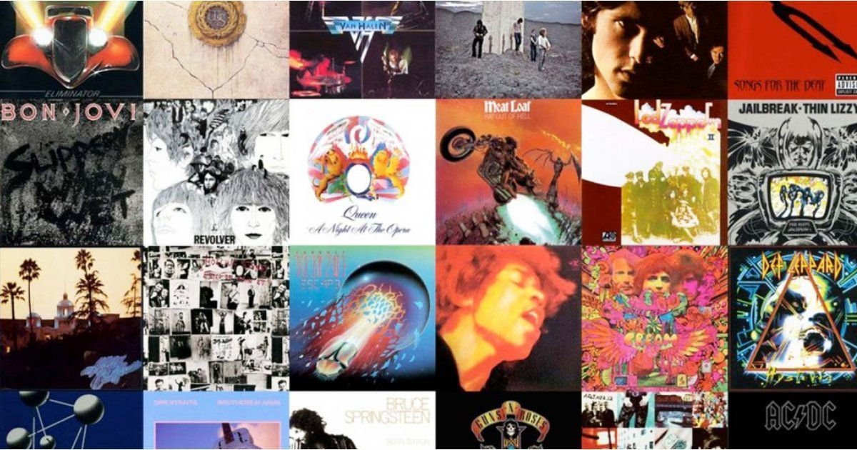 Essential rock albums: the greatest rock music to listen to