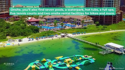 Great Hotels and Resorts in the Florida Panhandle