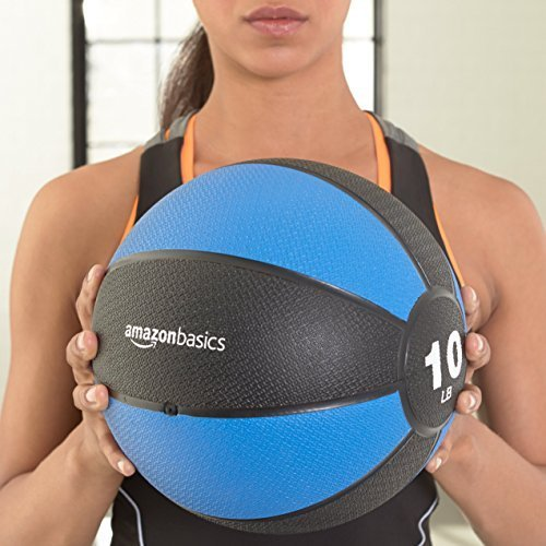 Save 30% on a weighted medicine ball