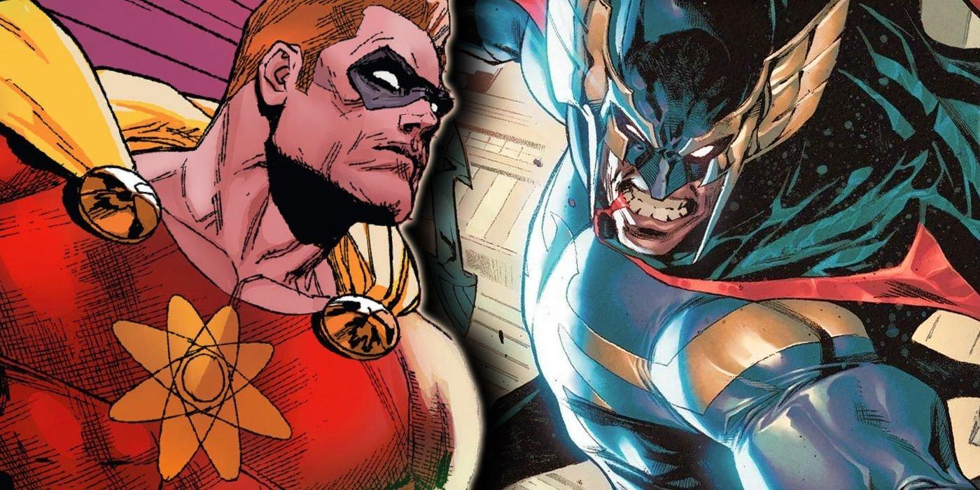 Marvel's Batman and Superman Had a Civil War in Heroes Reborn