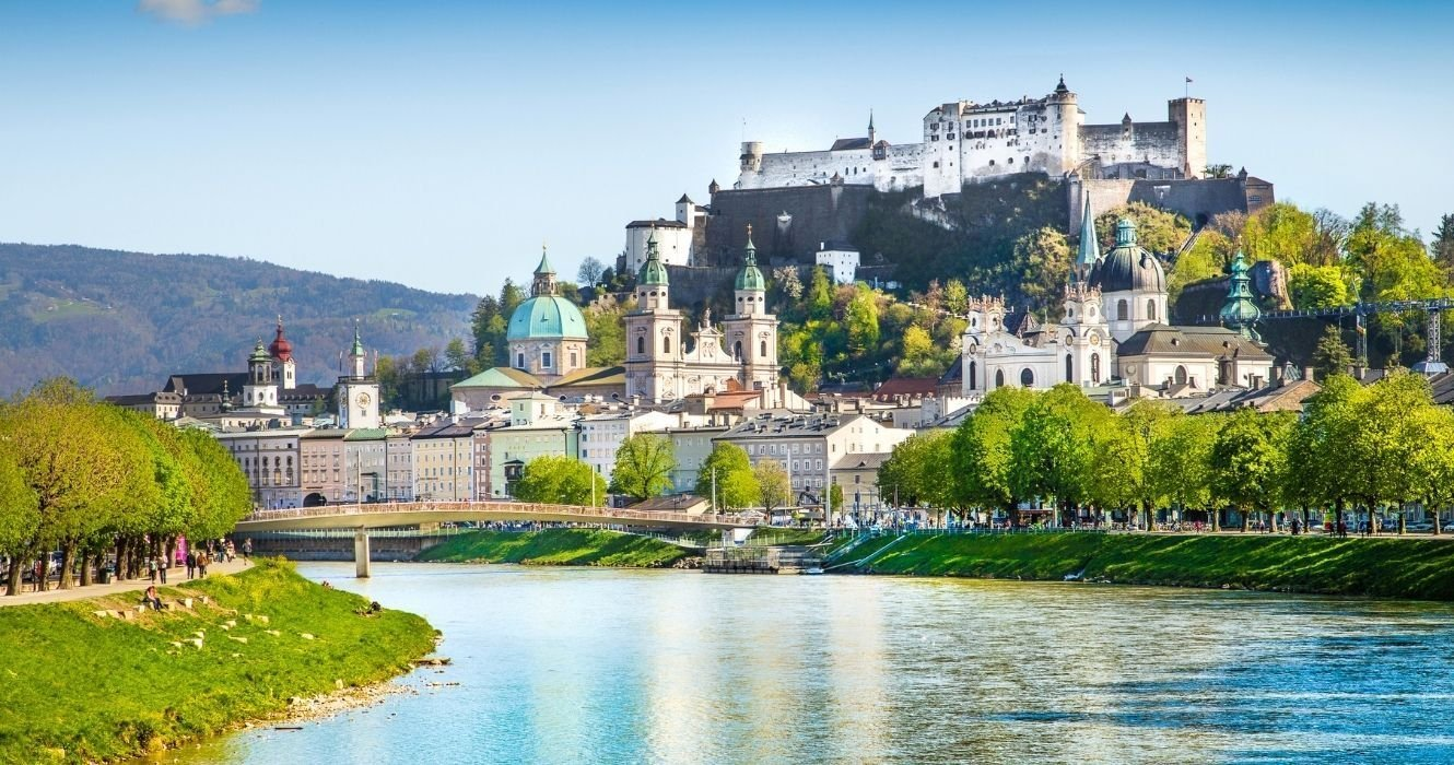 Here's Why A Few Days Is All You Need To See The Best Of Salzburg, Austria