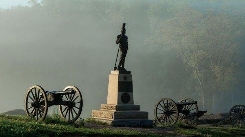 The Ghosts of Gettysburg's Devil's Den — Plus Other Civil War History
