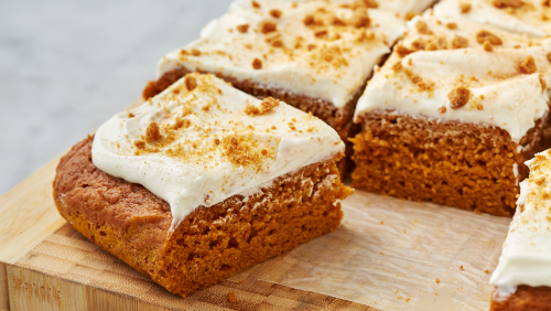 This Easy Pumpkin Cake Will Make You So Ready For Fall