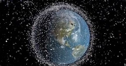 The Growing Problem of Space Junk