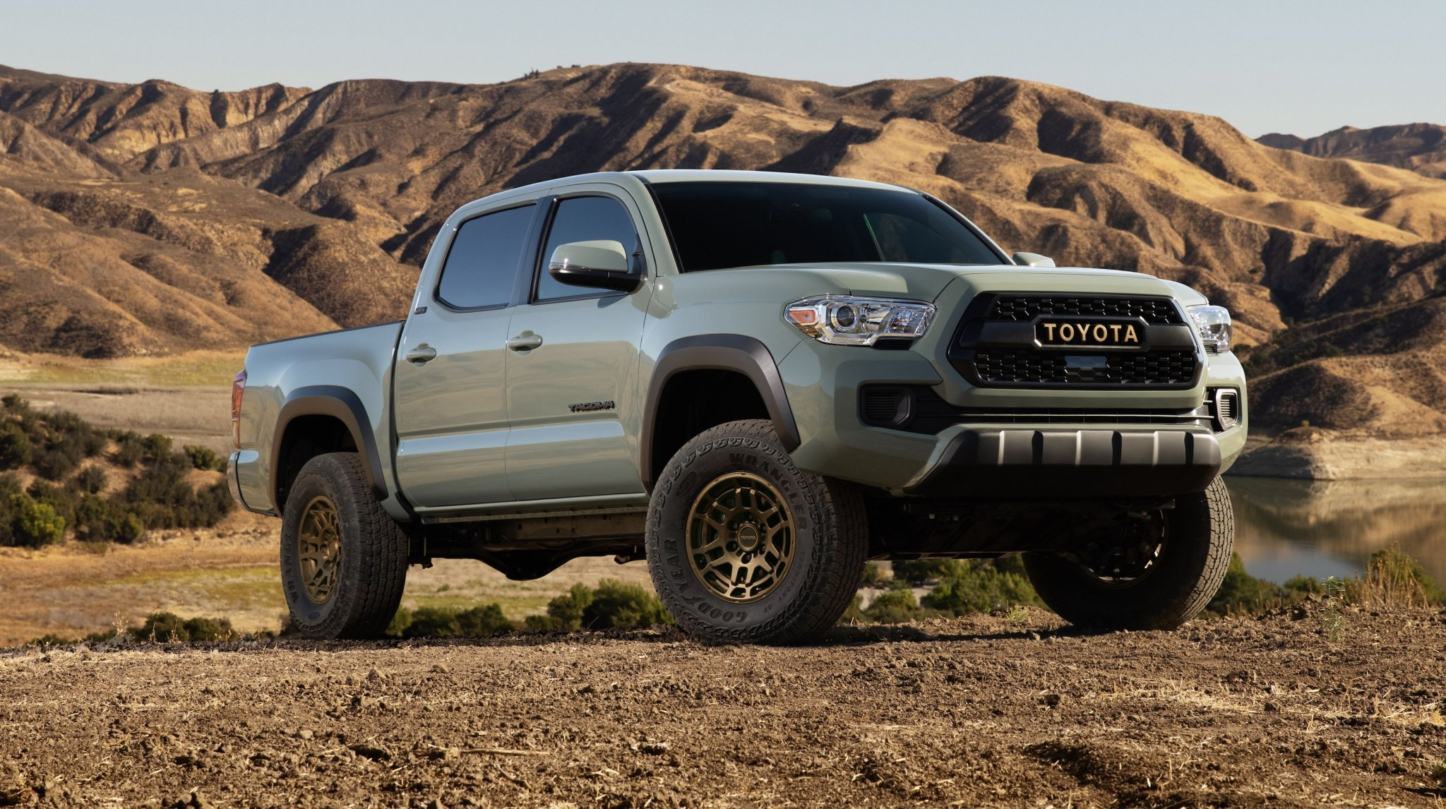 Did Toyota Just Tease a Diesel Tundra, Tacoma or 4Runner?