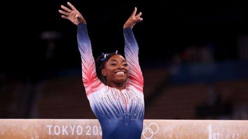Simone Biles Calls Bronze Medal in Return Her Career's Most Meaningful