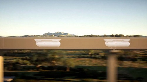 A First Look At Virgin Hyperloop's Vision For The Future Of Travel Within 'Years Not Decades'