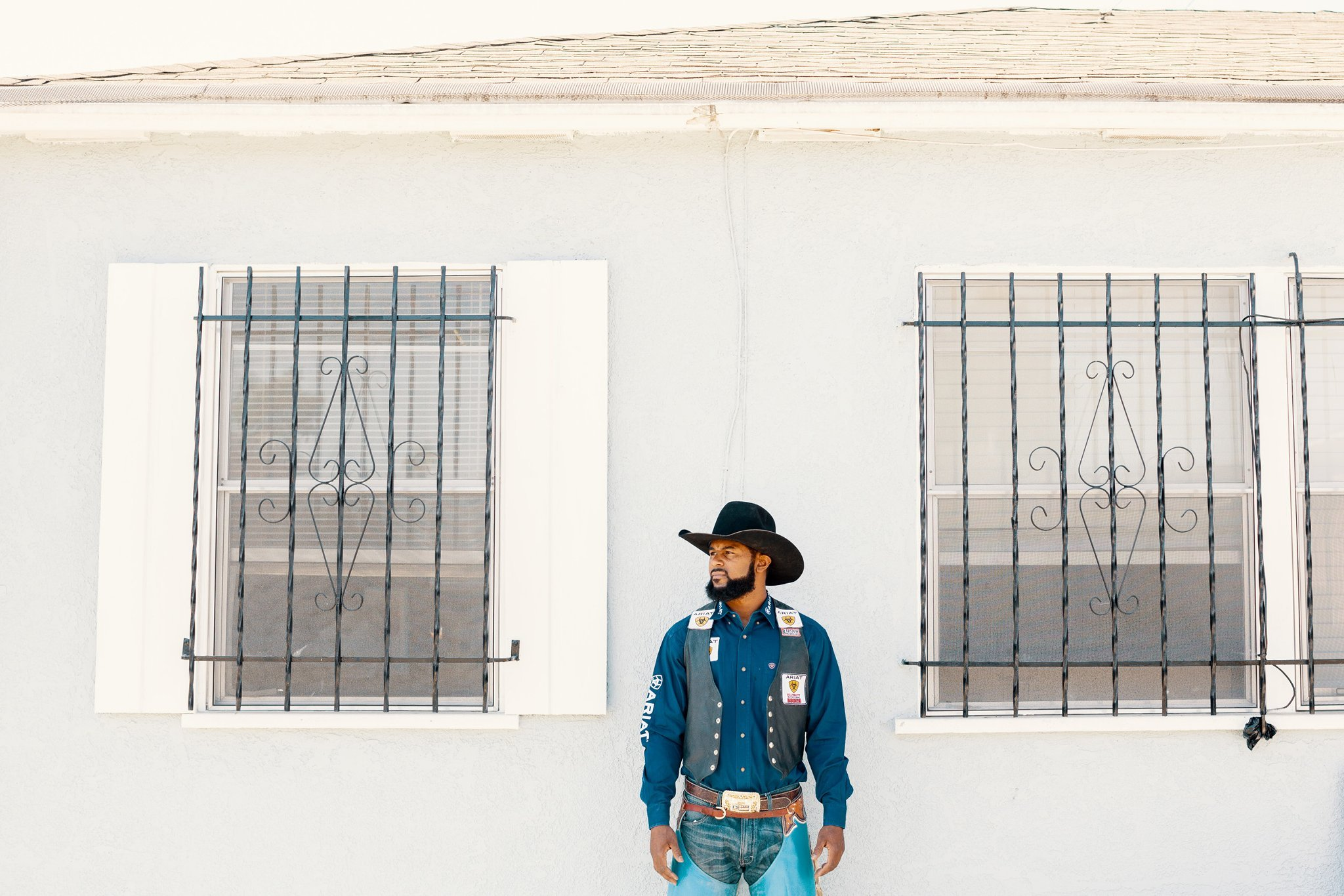 Meet the Compton Cowboy riding to honor Black cowboys and Juneteenth