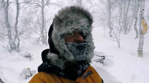 An Unknown Compelling Force: Filmmaking Crew's Expedition Hits Blizzard