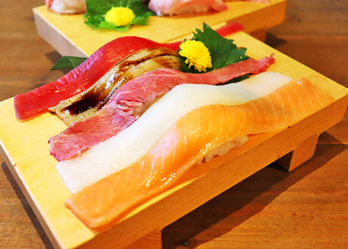 Check Out 5 of Tokyo's Best Sushi Dining Spots!