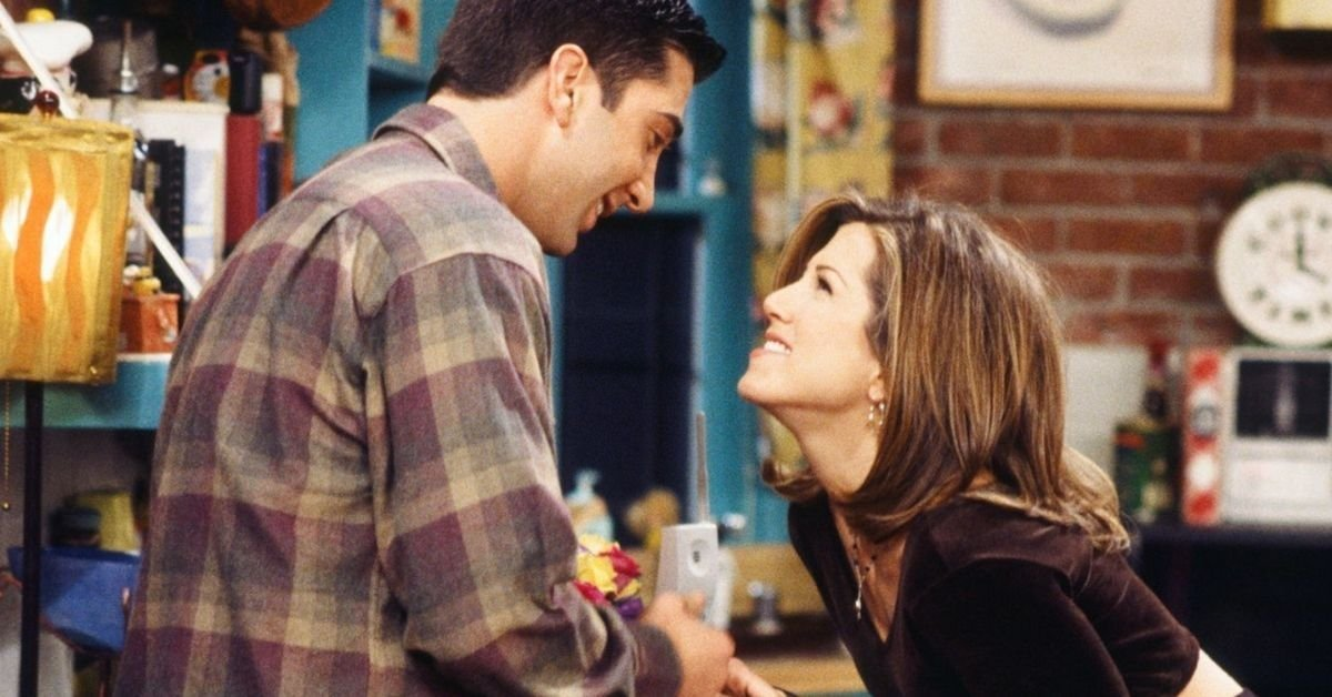 Why Kissing Jennifer Aniston On-Set Wasn't Pleasant For This 'Friends' Star