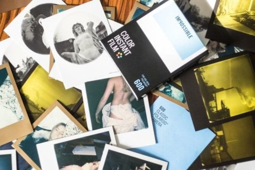 The Dirty Polaroid: a Brief History of Instant Photo's Risque Side